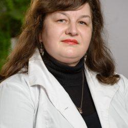 Врач функциональной диагностики — Ивашкина Ольга Юрьевна