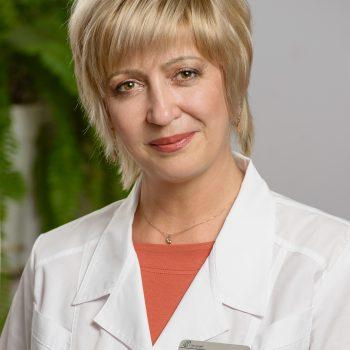 Главный врач — Попыкина Ирина Анатольевна