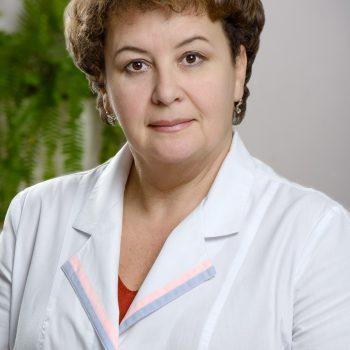 Врач УЗИ-диагностики — Пысина Елена Анатольевна