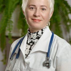 Врач-педиатр Милешина Людмила Николаевна