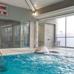 С 1 декабря изменена стоимость посещения бассейна